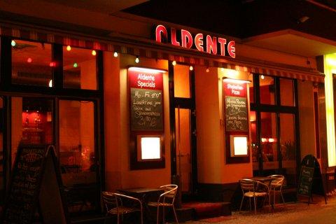 Videoüberwachung für Restaurante Aldente