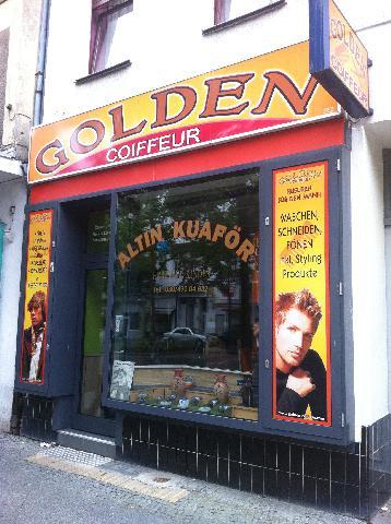 Videoüberwachung für Golden Coiffeur